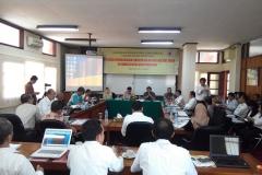 Kegiatan Lingkar Belajar Bersama Reforma Agraria di STPN
