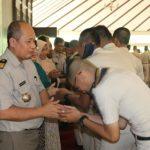 Halal Bi Halal Sivitas Akademika STPN dan Pelepasan Pegawai Purna Tugas