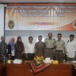 Workshop Persiapan Pembangunan Sistem Informasi Manajemen Pusat Penelitian Dan Pengabdian Kepada Masyarakat