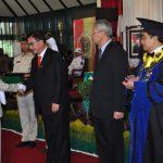 Penandatanganan MOU antara STPN dan Pemerintah Kabupaten Kutai Timur