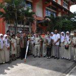 Hibah Alat Ukur dari Kantah Jakarta Utara, Kanwil DKI Jakarta dan KAPTI kepada STPN
