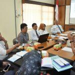 Diskusi Metode PTSL Antara STPN Dengan Biro Perencanaan Kementerian Agraria dan Tata Ruang/ Badan Pertanahan Nasional