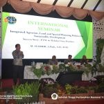 "International Seminar ""Integrated Agrarian, Land and Spatial Planning Policies For Sustainable Development"""
