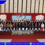 Pengukuhan Lulusan Program Pendidikan Khusus Pejabat Pembuat Akta Tanah (PRODIKSUS PPAT) Angkatan VIII Tahun 2019