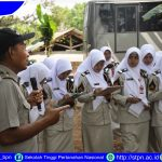 Praktik Kerja Lapangan (PKL) Bentang Lahan Tahun 2019 Diploma IV Pertanahan Semester 1 Daerah Gunung Kidul