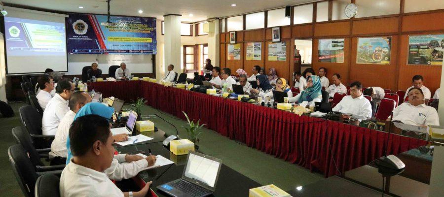 Focus Group Discussion Penyiapan Bahan Usulan Pengembangan Perguruan Tinggi Sekolah Tinggi Pertanahan Nasional