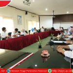 Rapat Tim Penyiapan Usulan Badan Layanan Umum (BLU) Bidang Layanan Pendidikan Tahun 2020