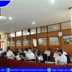 Rapat Re Akreditasi Sekolah Tinggi Pertanahan Nasional