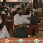 Ujian Computer Assited Test (CAT) Sekolah Tinggi Pertanahan Nasional Bersama BKN Yogyakarta