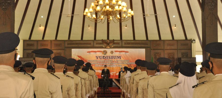 Yudisium Program Studi Diploma IV Pertanahan dan Program Studi Diploma I Pengukuran dan Pemetaan Kadastral