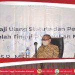 Workshop Kaji Ulang Statuta dan Penyusunan SOTK Sekolah Tinggi Pertanahan Nasional
