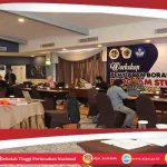 Workshop Penyiapan Borang Pengusulan Program Studi Baru Lingkungan Sekolah Tinggi Pertanahan Nasional