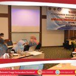 Workshop RPS Prodi Baru Sekolah Pertanahan Nasional